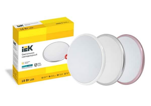 LED-светильники IEK® ДПБ 3001-3205 IP54