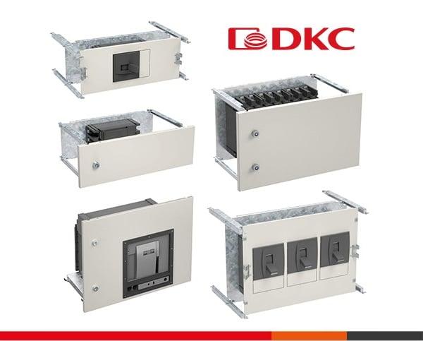 Компоненты систем распределения электроэнергии «ДКС»